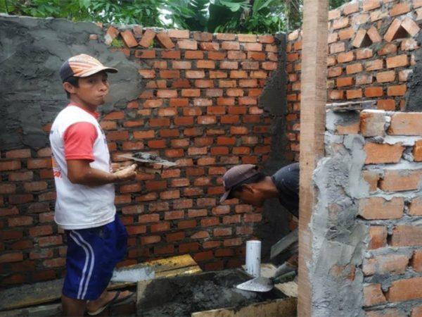 Bangun 3 Unit WC, Pemdes Batu Ampar Kucurkan Rp 22,5 Juta
