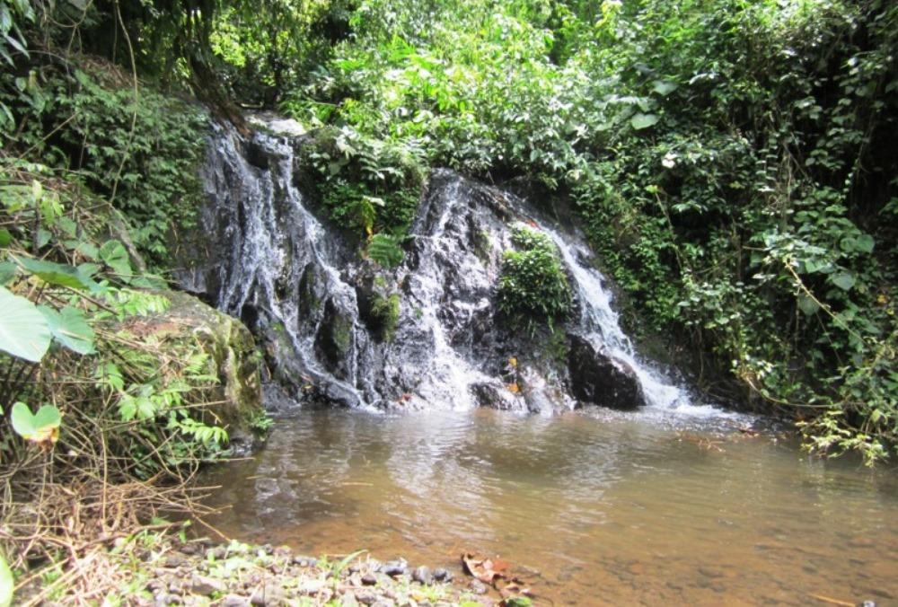 Bertualang ke Air Terjun dan Gua Tersembunyi di Bukit Hitam Bengkulu