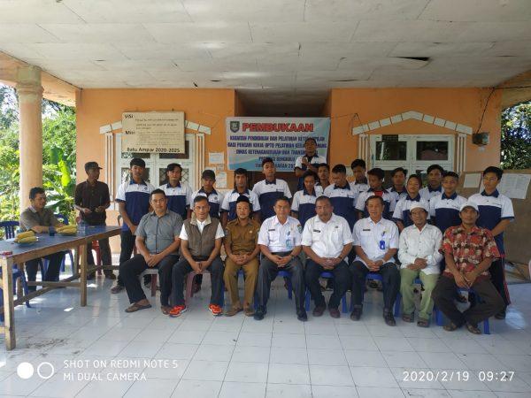 UPTD PK Kepahiang Laksanakan Pelatihan AC di Desa Batu Ampar