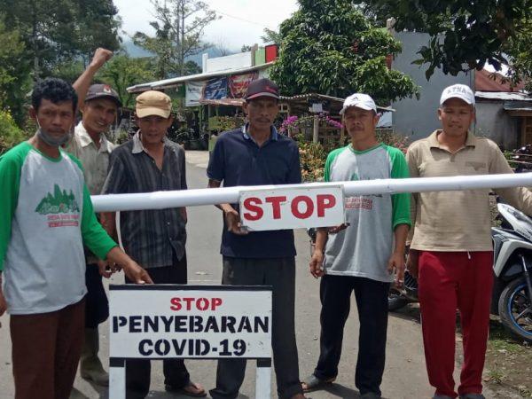 Penanganan Dampak Corona Virus Desa Batu Ampar Anggarkan 51.000.000 di APBDes