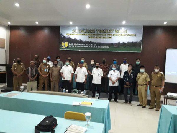 Kelompok P3-TGAI Desa Batu Ampar Ikuti Sosialisasi Tingkat Balai
