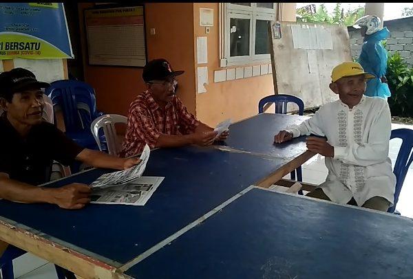 Heboh Kakek Umur 103 Tahun Poniman Mendatangi Petugas Pajak Desa
