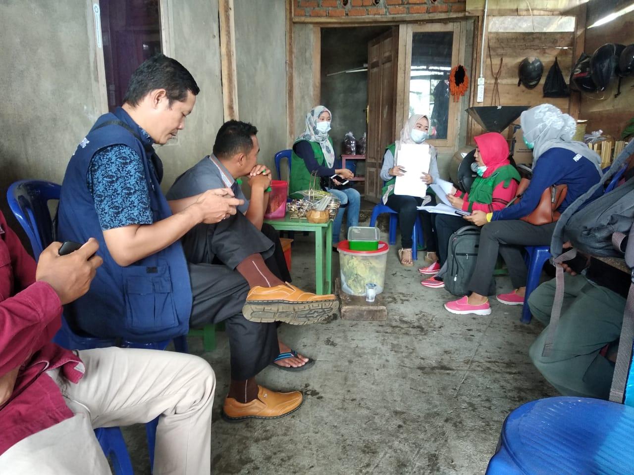Dinas Kesehatan Kepahiang Fasilitasi Implementasi Keamanan Pangan Desa