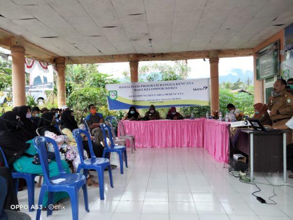 PPKB P3A Kabupaten Kepahiang Sosialisasi BANGGA KENCANA