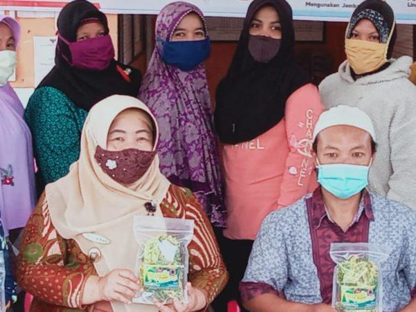 Bupati Kepahiang Dorong Peyek Daun Kopi Sebagai Icon Kuliner Kepahiang