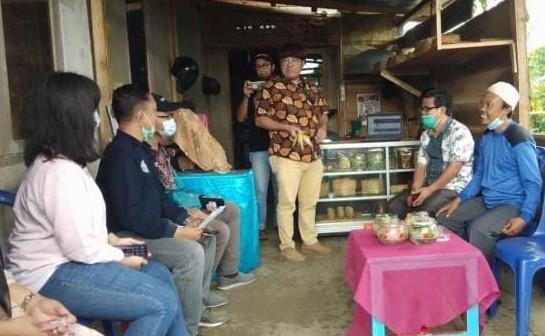 Kementerian Parekraf Kunjungi Desa Batu Ampar