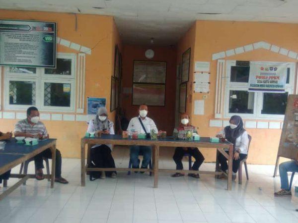 DLHK Provinsi Bengkulu Diskusi Desa Kopi Tangguh Iklim Di Desa Batu Ampar